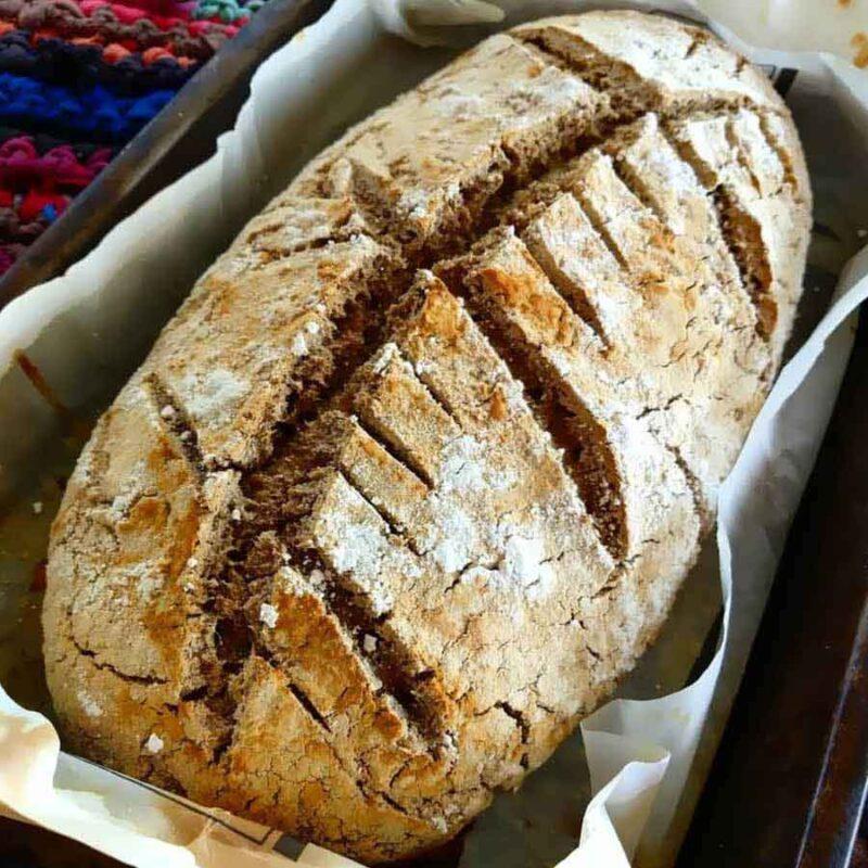 Taller de Panificación sustentable: harinas, almidones, levadura madre, sustitutos del gluten, panes-galeria3