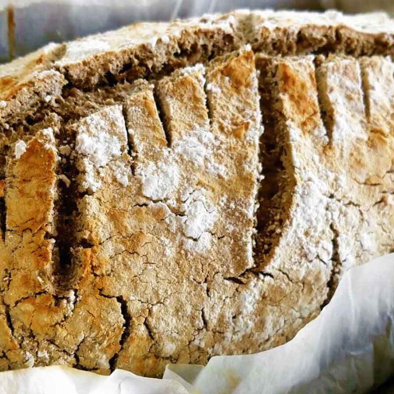 Taller de Panificación sustentable: harinas, almidones, levadura madre, sustitutos del gluten, panes - galería6
