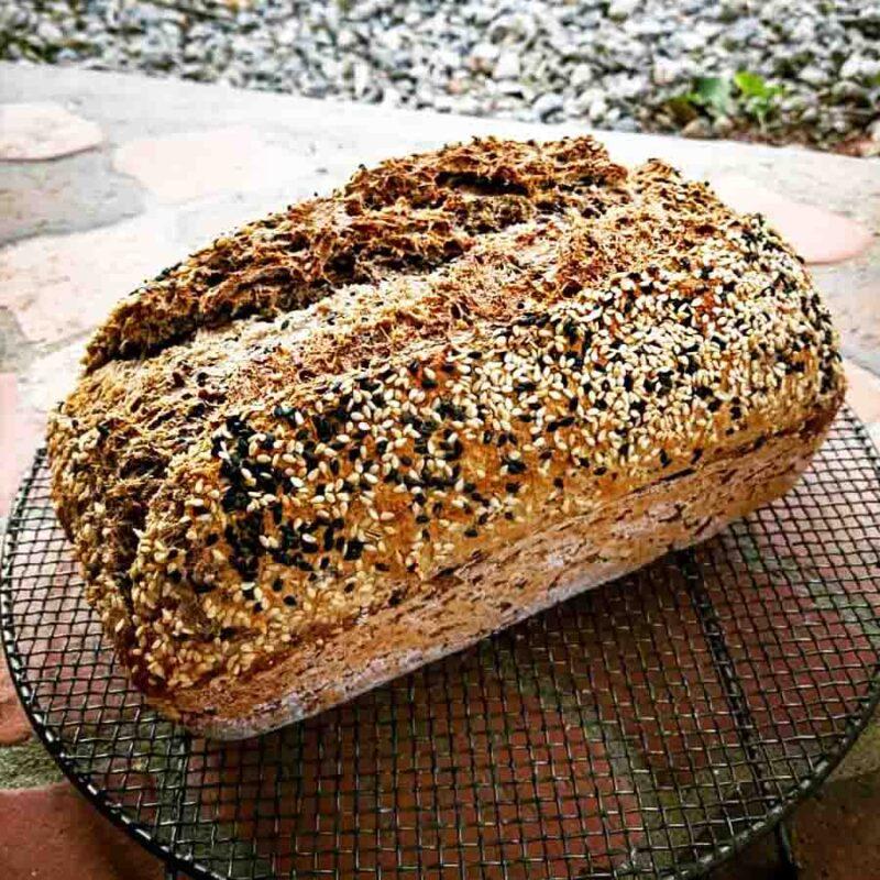 Taller de Panificación sustentable: harinas, almidones, levadura madre, sustitutos del gluten, panes - galería8