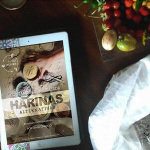 eBook: Contaminación cruzada. Harinas Alternativas. La Casa del Viento