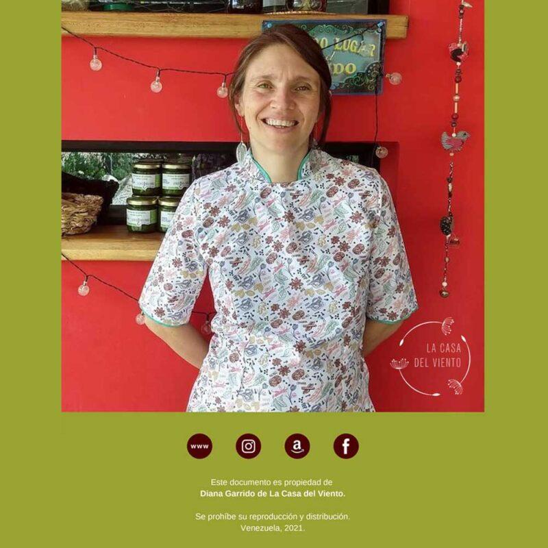 Autor del eBook: Snacks, Desayunos Y Meriendas. Recetas de Diana Garrido