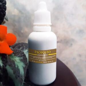 Tintura de Propóleo: Antibiótico natural (20 ml y 40ml). Apismundo