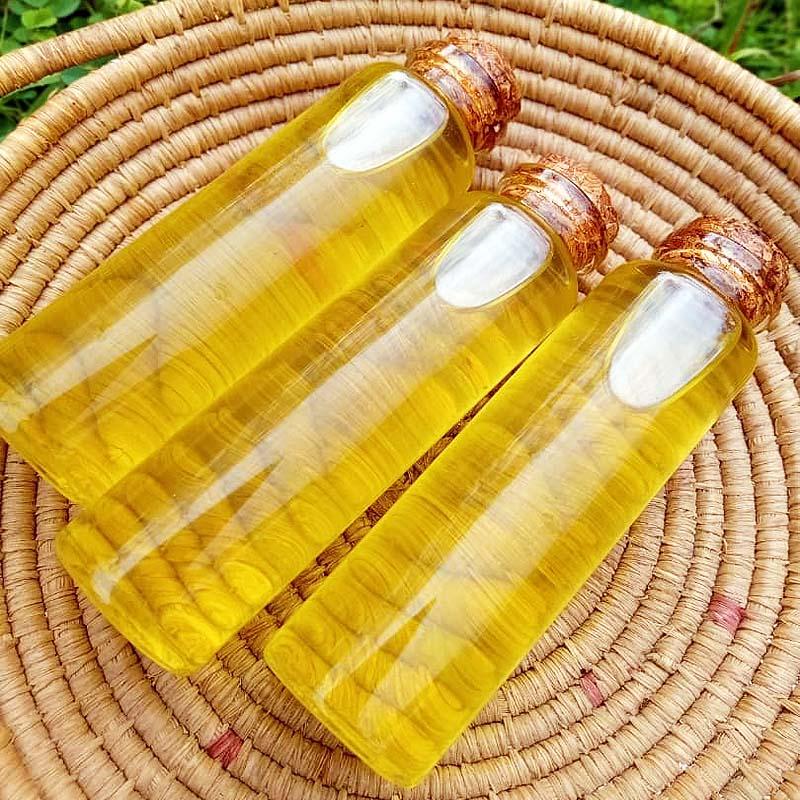 Aceite virgen de ajonjolí activado y prensado al frío (50ml, 150ml, 500ml y 1l) Raices