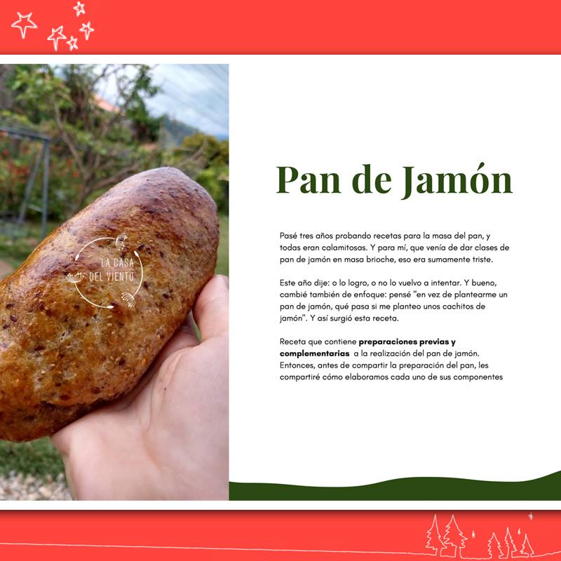 eBook: Delicias Navideñas. La Casa del Viento